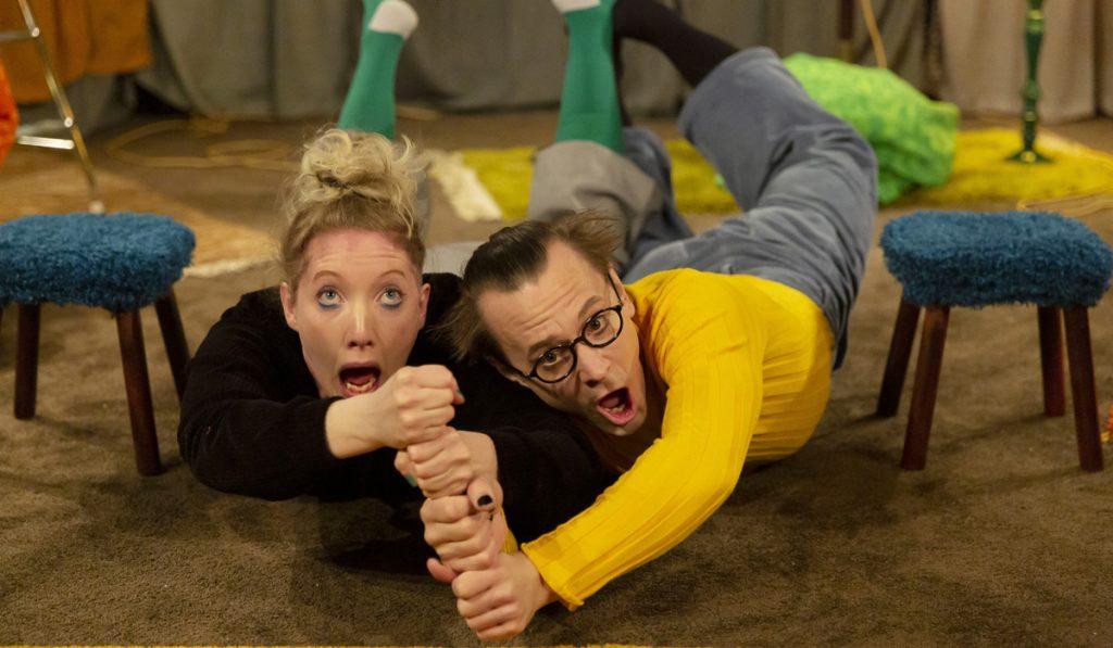 Kurt och Kio - Teater Tre